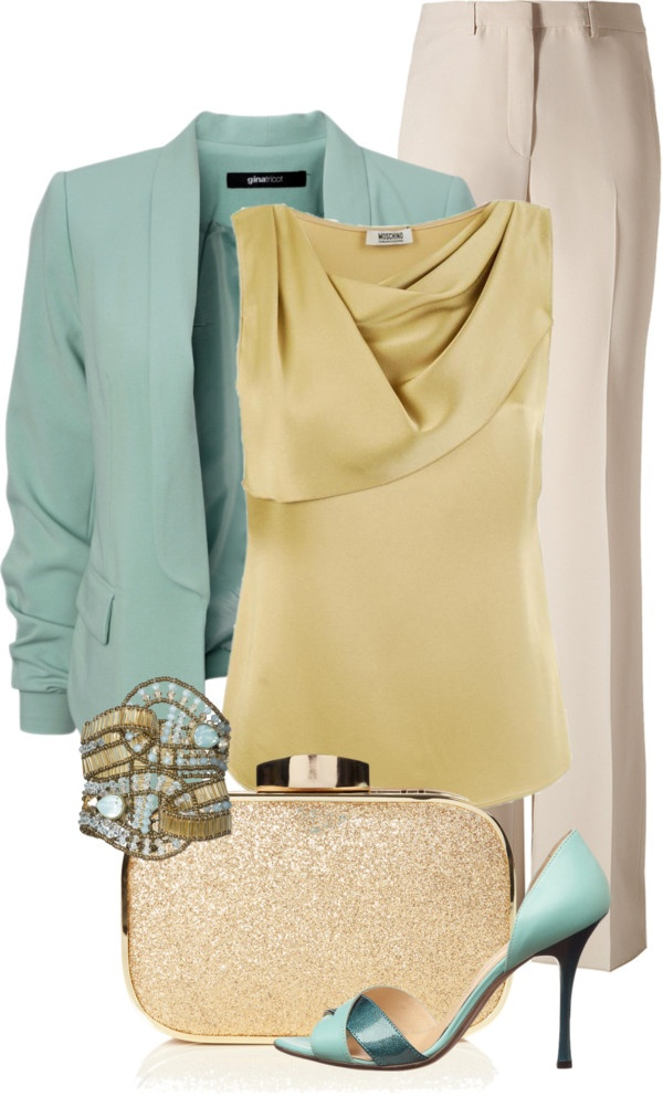 """Caleidoscope"" by melindatg ❤ liked on Polyvore"