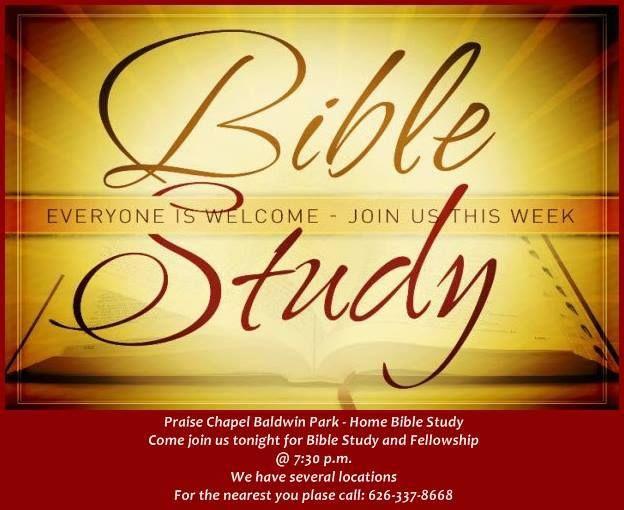 Bible Study Fellowship Notes - deanbower.com