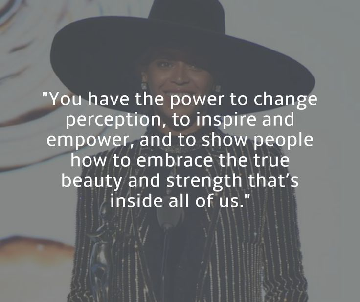 The Best Moments from #Beyonce's CFDA Speech