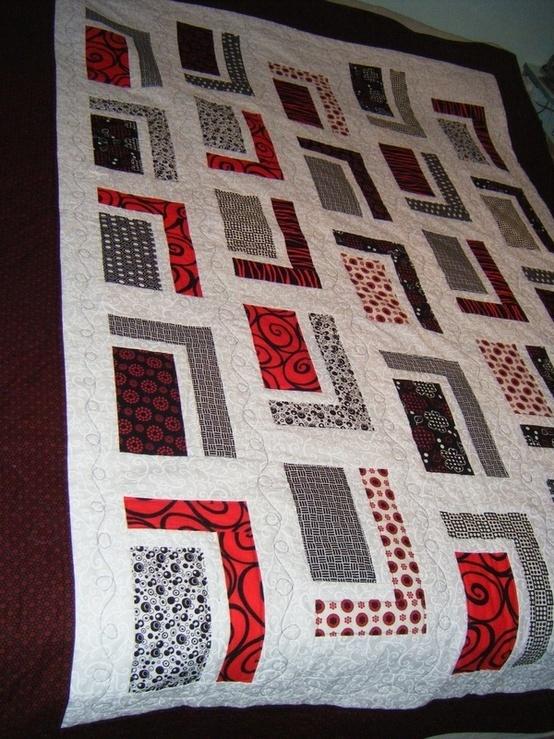 Quilt Pattern Urban Cabin : Urban Cabin, Atkinson Designs Quilts Pinterest