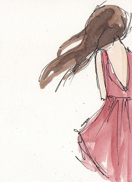 Girl in the red dress by noemi manalang on Flickr.