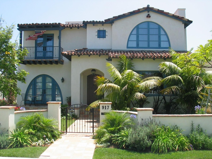 374 Best Images About Spanish Homes And Spanish Yards On
