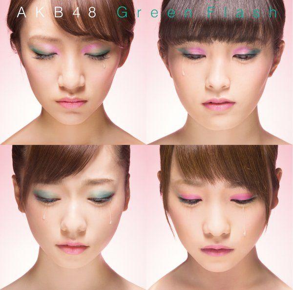 Green Flash, 39th single #AKB48