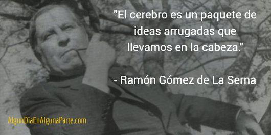 El 3 de julio de 1888 #TalDíaComoHoy nació el escritor y periodista vanguardista español Ramón Gómez de la Serna, adscrito a la Generación de 1914 o Novecentismo, e inventor del género literario conocido como greguería, definidas por el propio autor como «metáfora más humor».