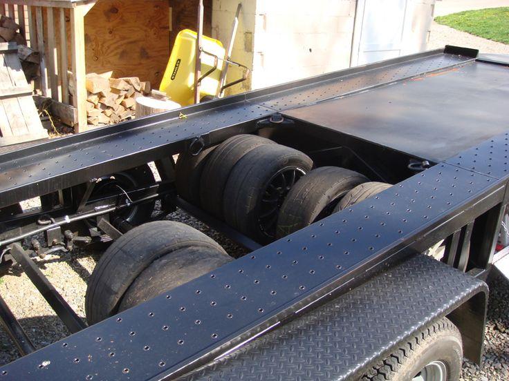 trailer tire rack design 2 | CAR TECH//CAR ACCS ...