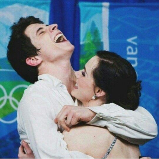 Tessa Virtue & Scott Moir Vancuver 2010 Olympic Games