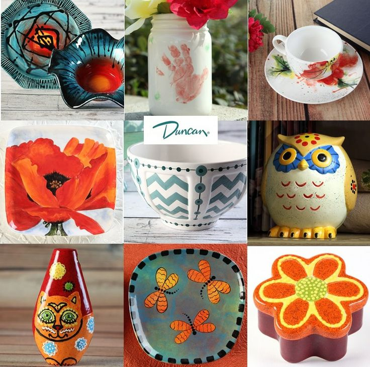 19 best ceramic design techniques images on pinterest for Ceramic mural tutorials