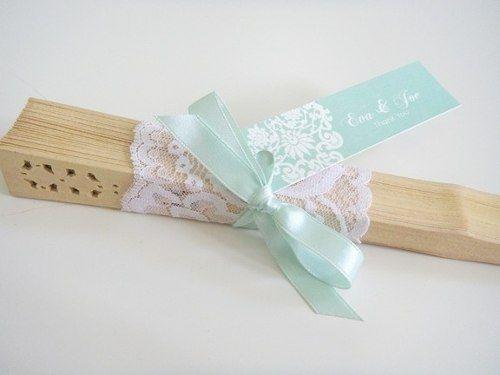 abanico de madera sandalwood importado souvenir perfecto