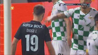"""A equipa de Augusto Inácio bateu os dragões, por 1-0, e garantiu uma vaga na """"final four"""" da Taça da Liga. Veja os principais lances do jogo."""