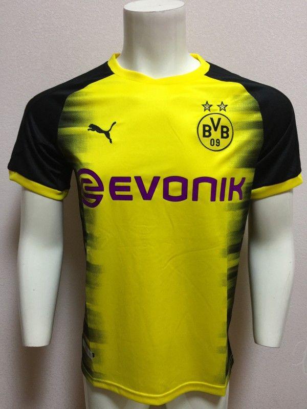 Buy Borussia Dortmund UCL Jersey 2017-18  87aa5cb8f