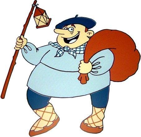 Character Description 1: Olentzero