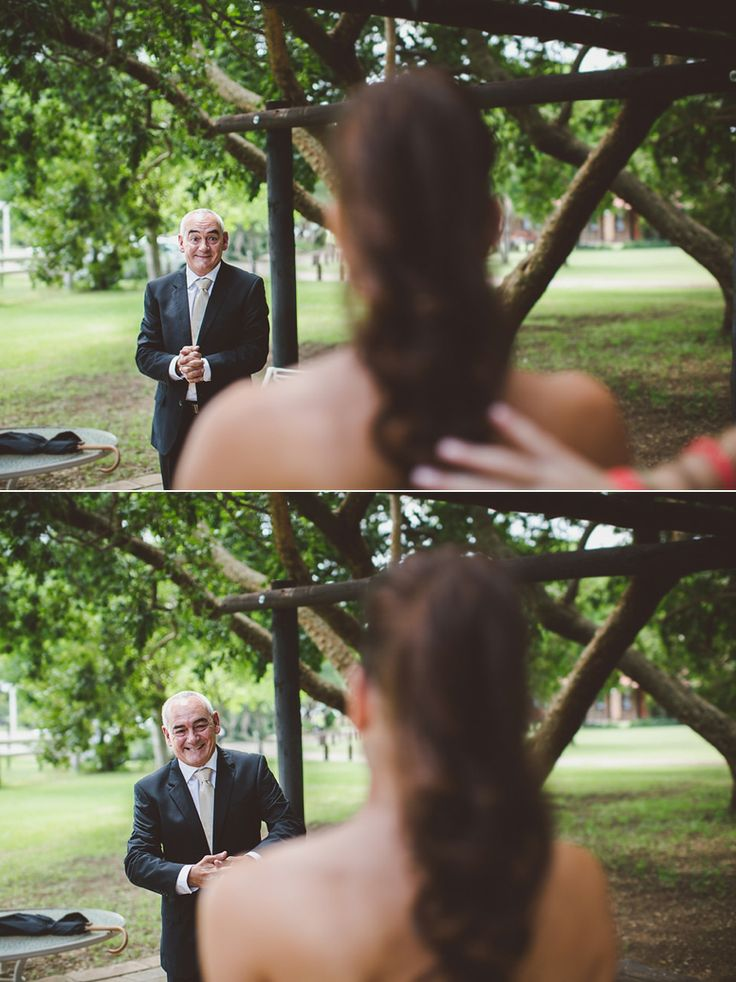 When daddy sees his girl…  || Reuben & Mineze's wedding @ Rosemary Hill | www.kikitography.com
