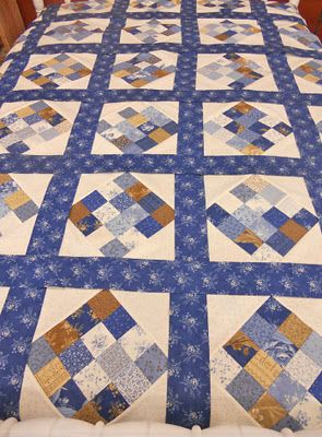 This is a great quilt {tutorial included and pdf download!} <3