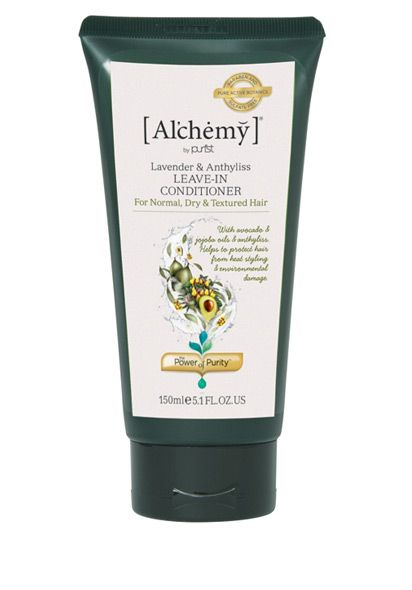 Beautiful looking, smelling and working: 5 Best Vegan Products to try now. Al'chemy Lavender and Anthyliss Leave-In Conditioner.