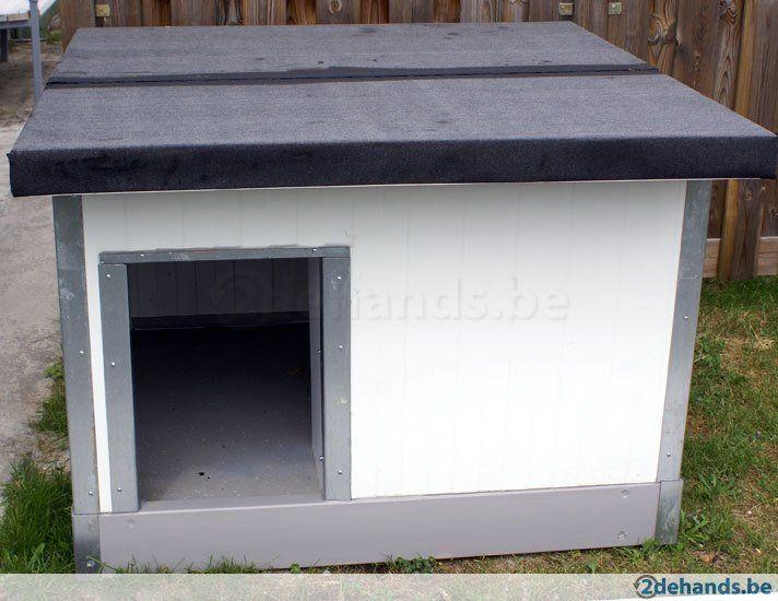 Hondenhok isoleert & sterke constructie (nieuw) - Te koop