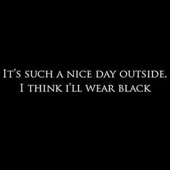I just love black.....black lace, black dress's, black evening shoes, black fabulous, classy & glamorous black!!!