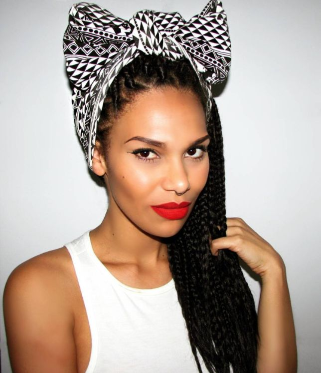39 best Braided Hairstyles images on Pinterest | Black ...