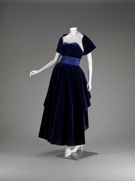 Christian Dior, Ball Gown, Fall 1948