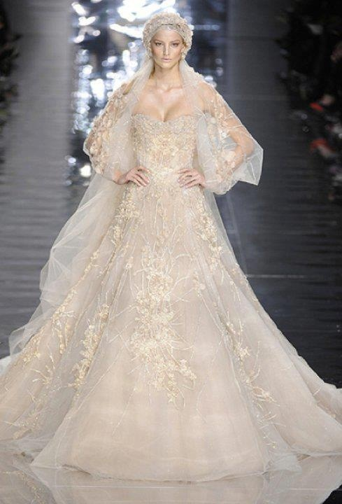 Glorious gown
