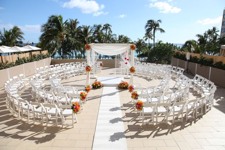 A beautiful ceremony deserves a beautiful setting.