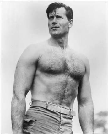 Clint Walker. Yum.