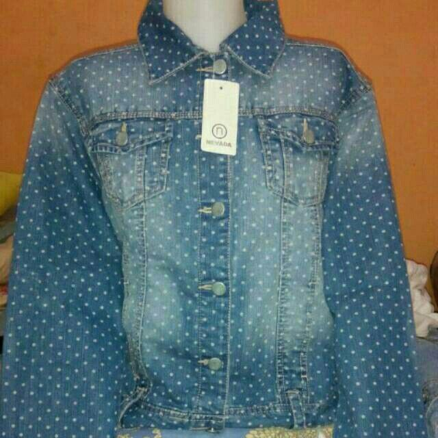 Saya menjual Jacket Nevada seharga Rp150.000. Dapatkan produk ini hanya di Shopee! http://shopee.co.id/gembelellitte/953860 #ShopeeID