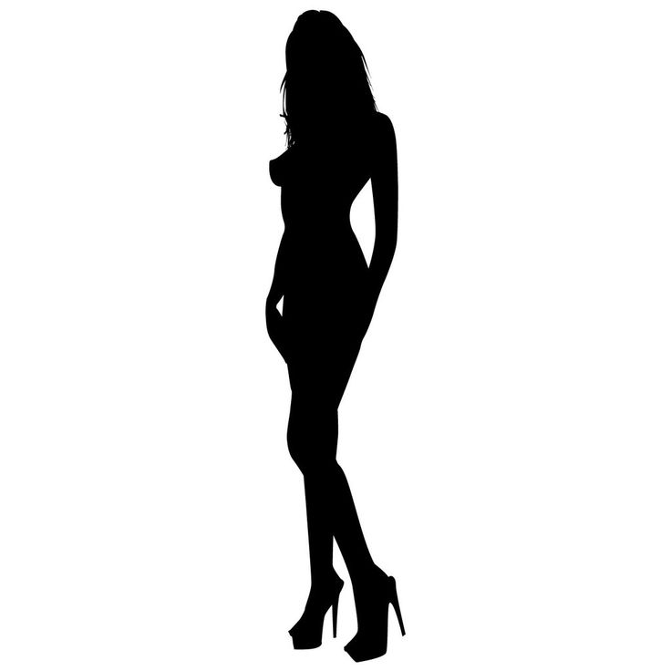 Nude Silhouettes