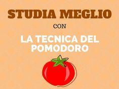 Metodo di studio: il Pomodoro