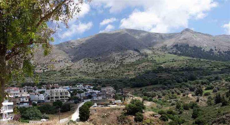 Emponas, Rhodes, Greece