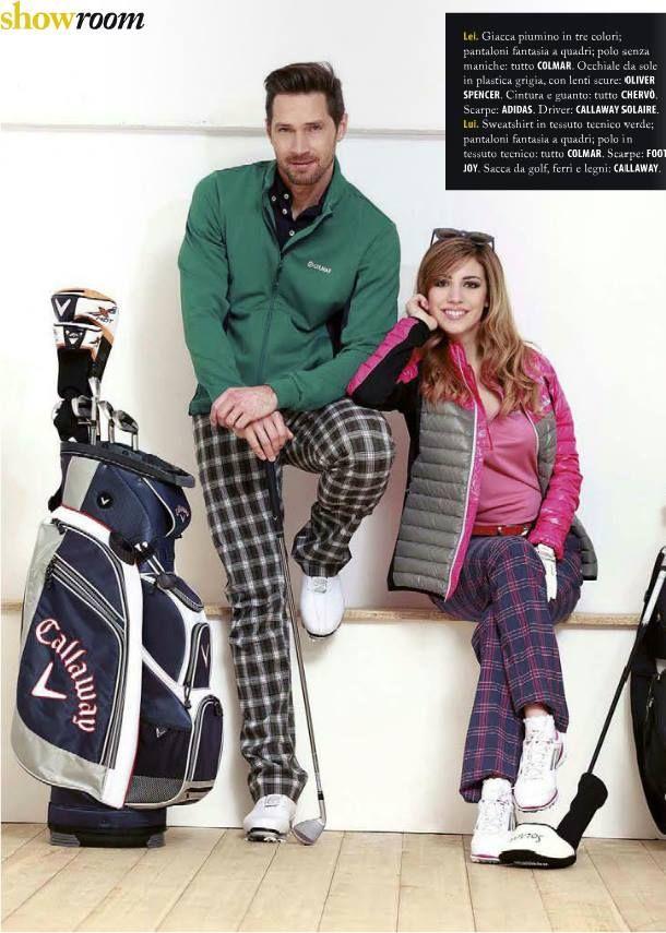 Golf Today Editorial | Riccardo Tagliabue |Francesca e Gianluca