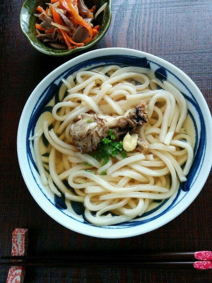 舞茸うどん✨ rie Happy Life style cooking