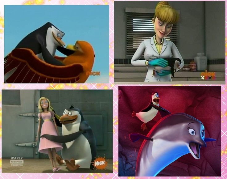 Penguin Couples