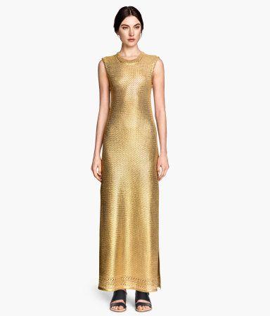 H&M Kleid aus Seidenmischung 59,99