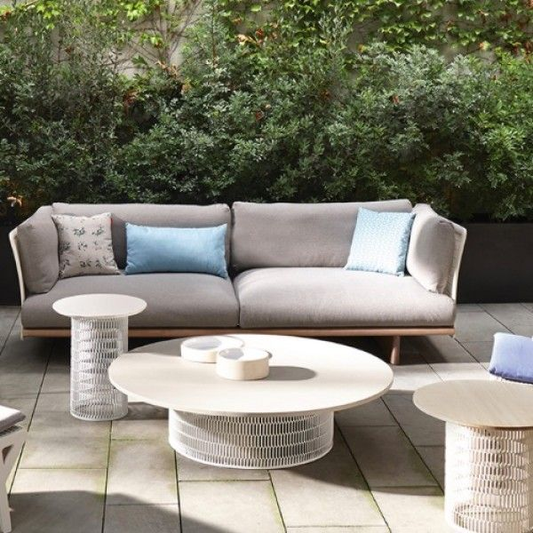 20 best Kettal images on Pinterest Armchairs, Backyard furniture - gartenmobel lounge design