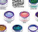 Lime Crime Zodiac Glitter Review and Swatches - Part 1