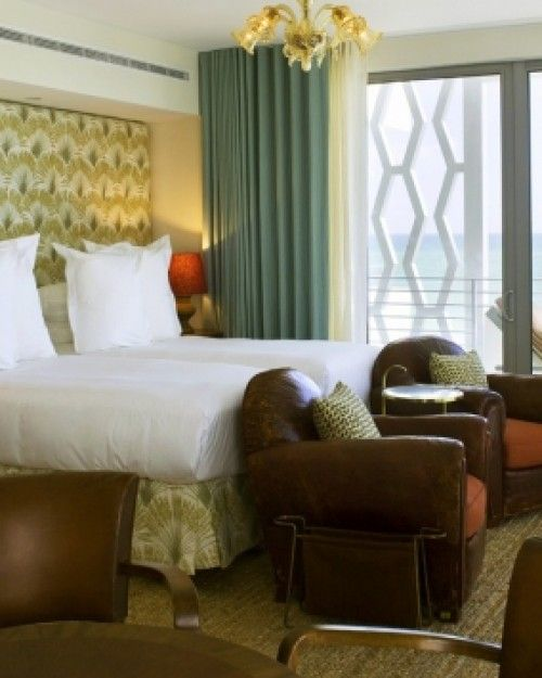 All 50 rooms are decorated differently with vintage accessories. #Jetsetter  http://www.jetsetter.com/hotels/florida/miami-beach/922/soho-beach-house?nm=serplist=11=image