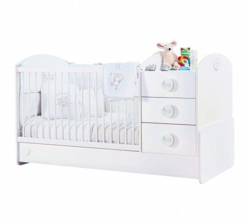 Baby Cotton Kombi Kiságy