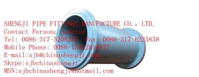 F/M DN125 concrete delivery pipe for Schwing pump ---Jady Xie Whatsapp:86-18903273064 Skype:sjbchinashengji email:sjb@chinashengji.com