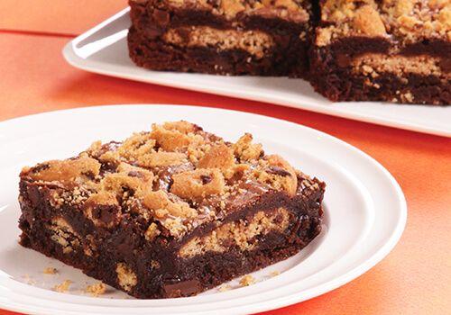 CHIPS AHOY! Brownies - recipe from FamilyDollar.com