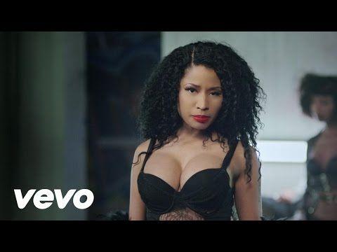 Nicki Minaj - Only ft. Drake, Lil Wayne, Chris Brown. Such a badass video!