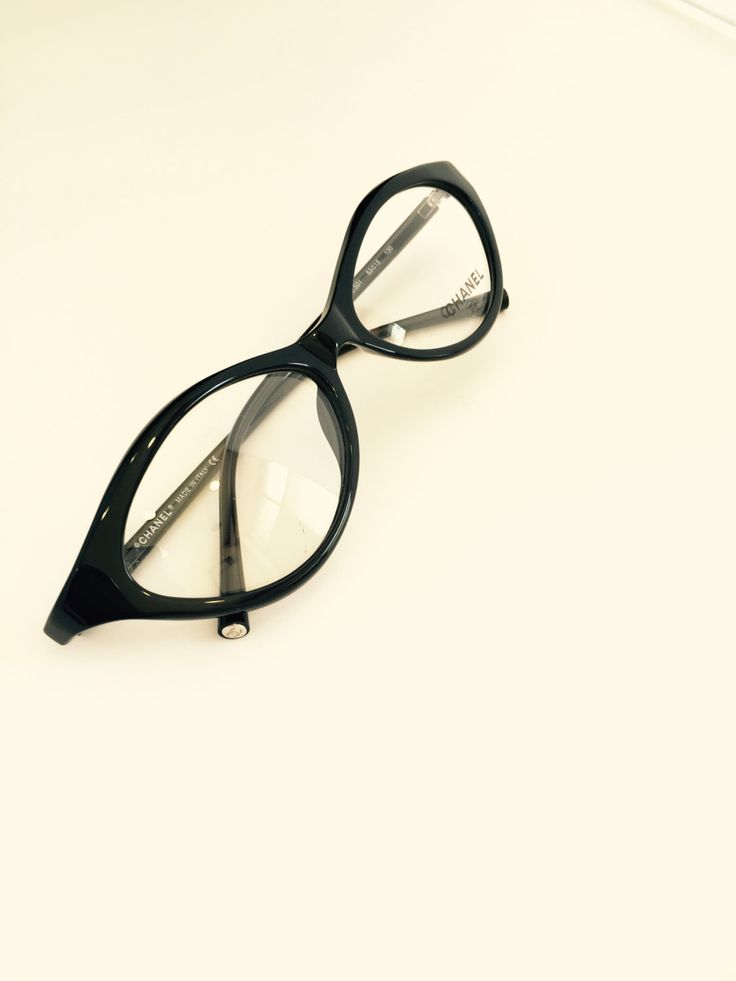 CHANEL Authentic tortoise CAT EYE Frame 3009 by athensoptical on Etsy