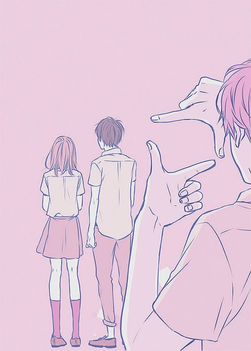 Kakeru and Naho are M.U. x'D