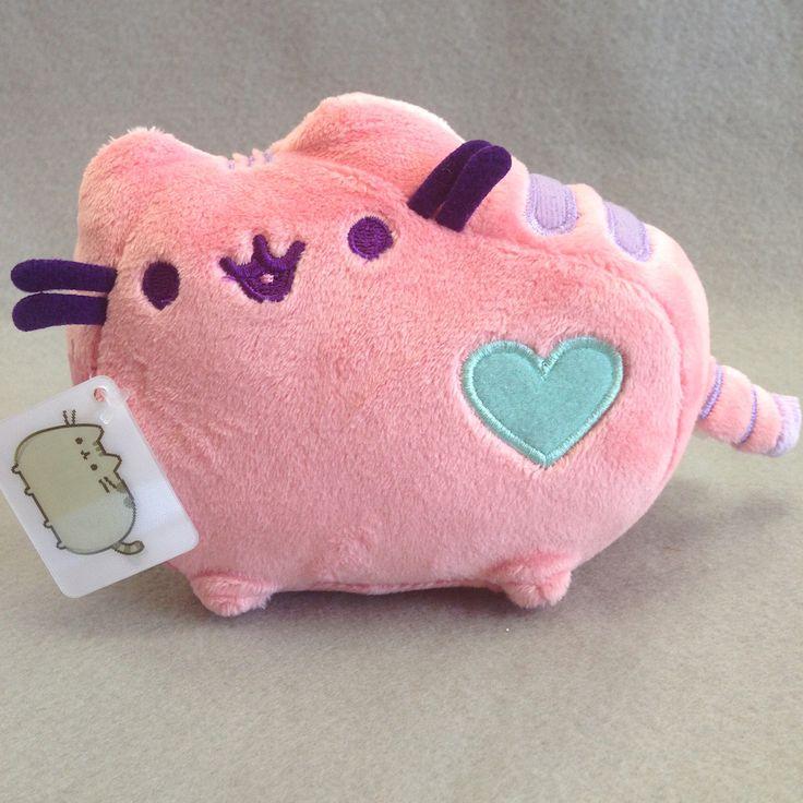 Pusheen Pastel Plush 6in (Pink)