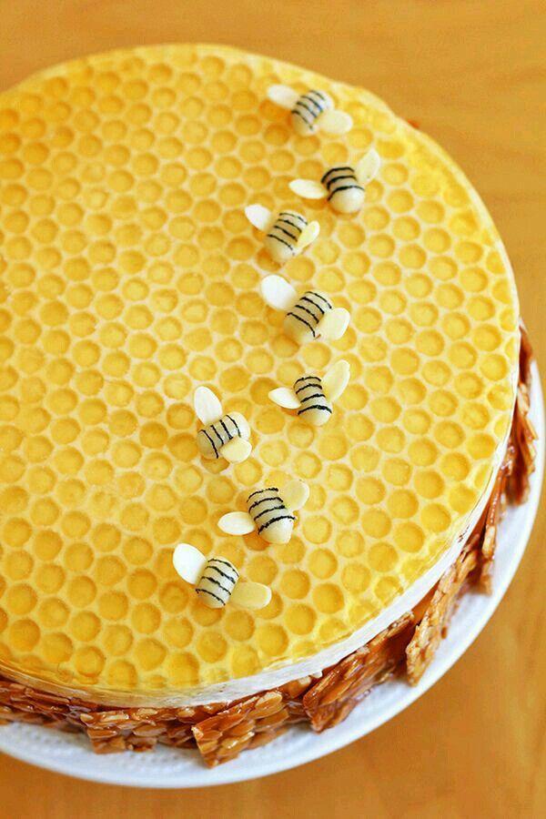 Bienenwaben mit  Noppenfolie