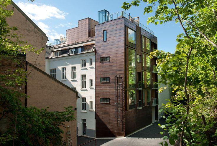 Parkveien 5, Kima Arkitektur