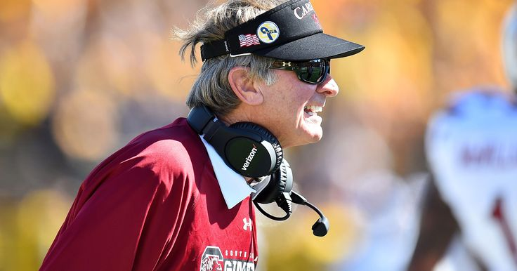 Wishing a happy retirement to the Head Ball Coach, Steve Spurrier. One of the all-time greats, no questions asked ...
