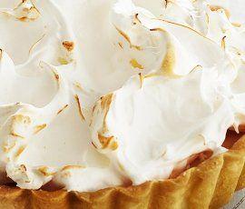 Lemon Meringue Pie: Create towering peaks of sweet lemony meringue on a crumbly tart base. http://www.bakers-corner.com.au/recipes/sweetened-condensed-milk-recipes/sweetened-condensed-milk-desserts/lemon-meringue-pie-2/