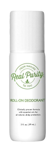 Our all natural, organic, and holistic deodorant is our best seller and most popular product. Real Purity has truly developed and formulated a tremendous product that has many health benefits and is good for you. This all natura