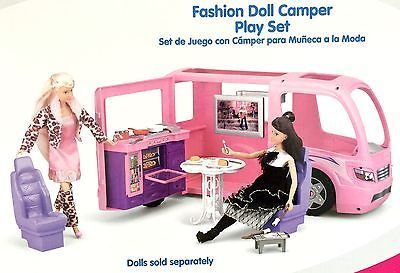 Kid Connection Doll Camper At Walmart In The Dollhouse