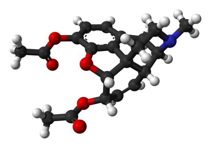 #Heroin #Molecule #drugs #High #SUPERHIGH